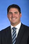 Andrew Wall MLA, member for Brindabella