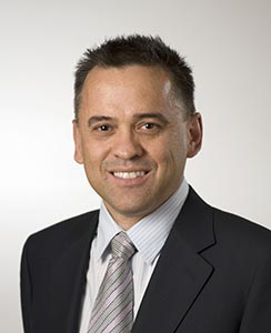Photo of Dr Chris Bourke