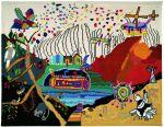 Canberra in the Future (1991) Tapestry Coordinator: Keiko Amenomori-Schmeisser