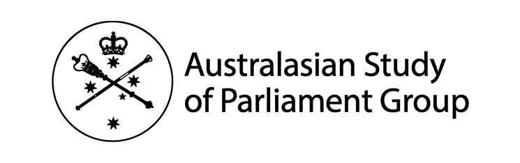Logo of the Australasian Study of Parliament Group