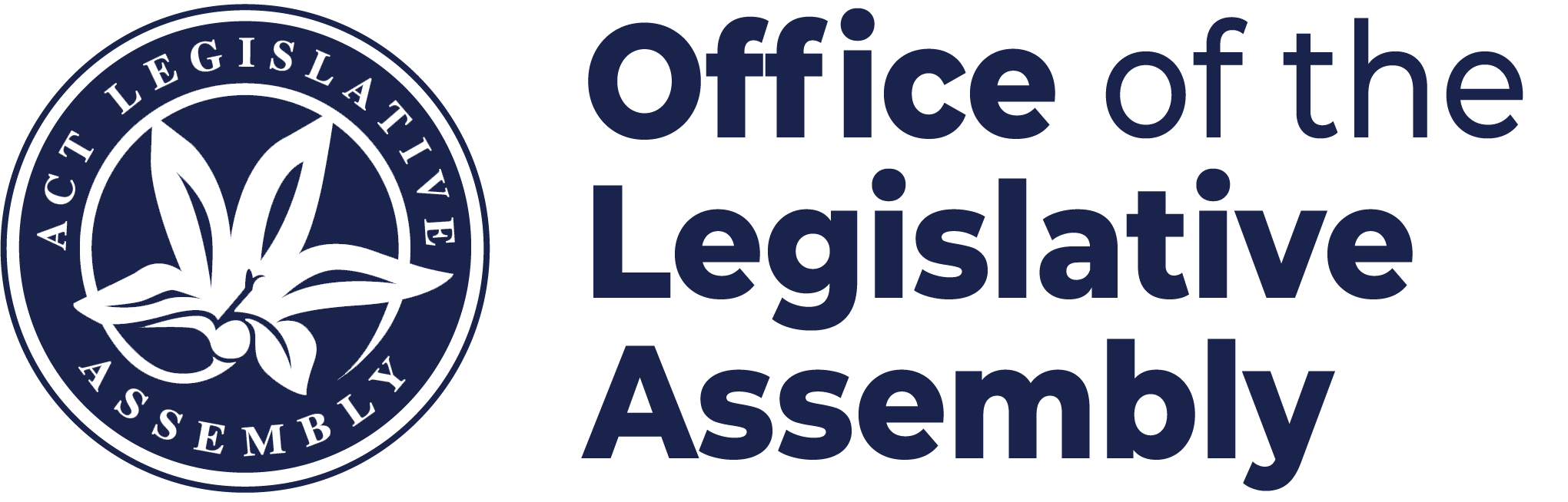Logo of the Office of the Legislative Assembly