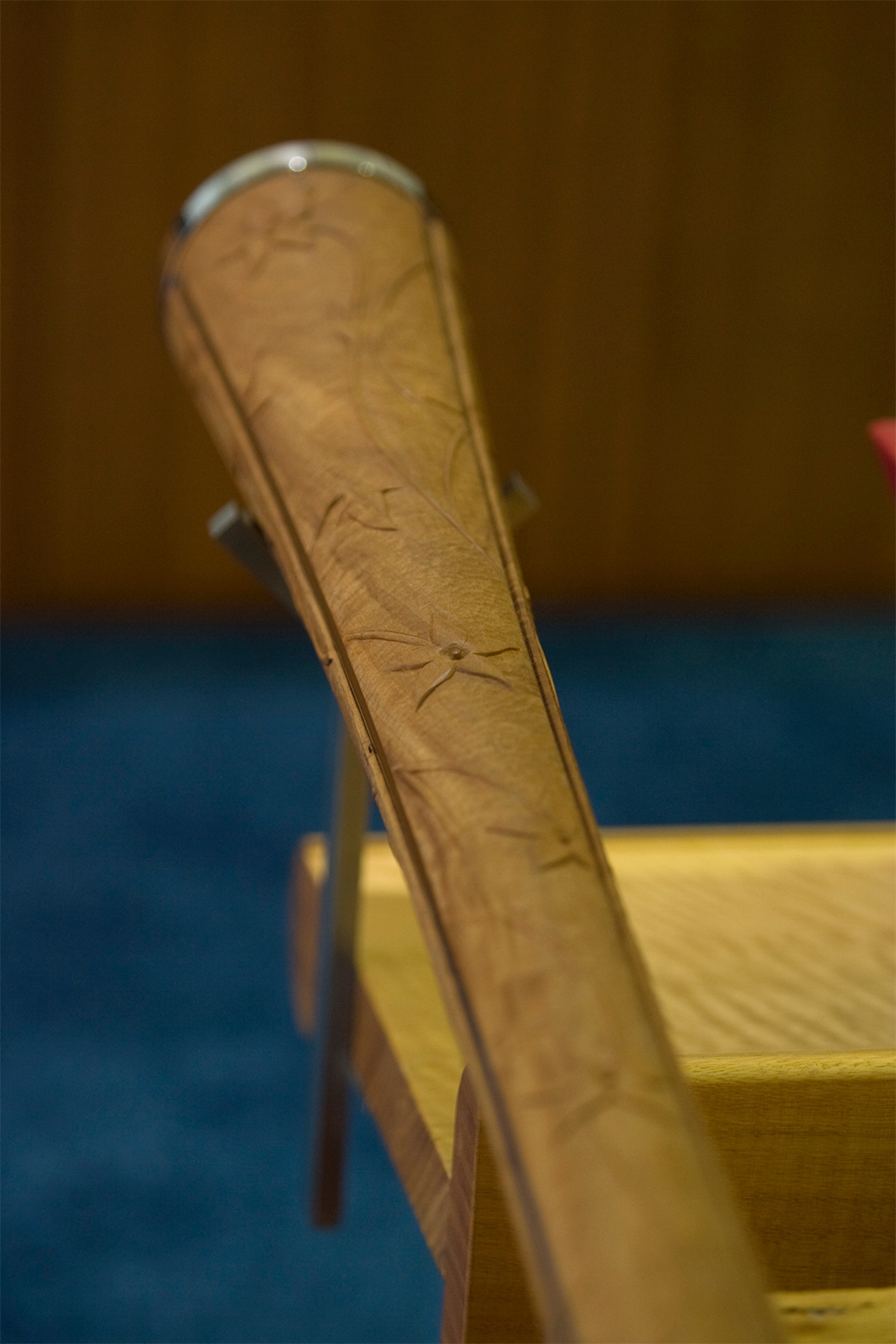 Depiction of the Mace of the ACT Legislative Assembly